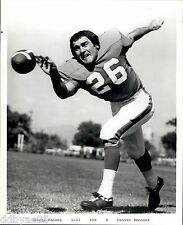 1972 Vintage Photo Defensive back full back NFL Denver Broncos George Saimes