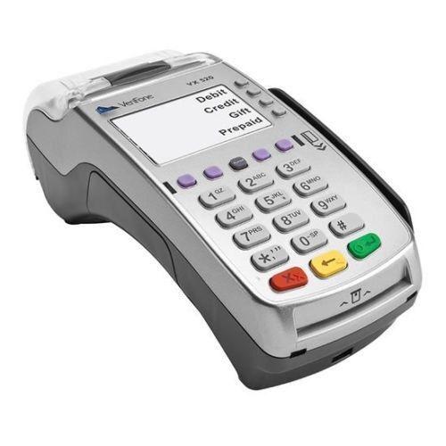 **NEW VeriFone VX 520 Dual Comm EMV 160Mb M252-753-03-NAA-3