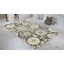 thumbnail 4 - Maidste Floral Hooked Gray/Ivory Rug