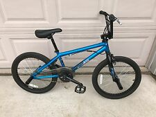 "Haro F1C Beginner 20"" BMX Bike 18.5"" top tube Freestyle Street Park Trick Ramp"
