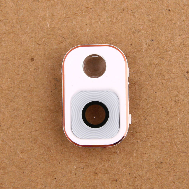 White/Gold Back Camera Glass Lens Cover For Samsung Galaxy Note 3 N900 N9005