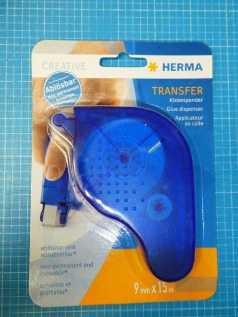 Herma Transfer Glue Dispenser Removable  - 9mm x 15m (1067)