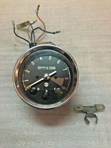 Suzuki T500 T350 Tachometer Tacho Tach 1969 1968 # 34200-18700-999