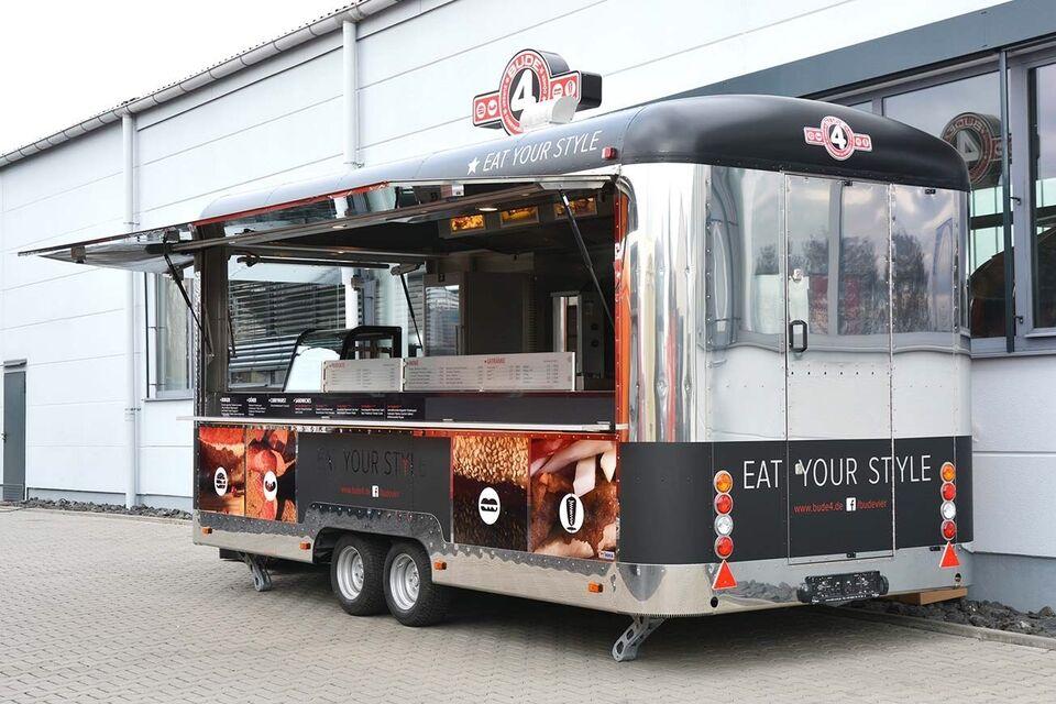 KØBES jeg ønsker at købe en:  Foodtruck Madtrai...