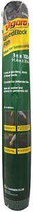 DeWitt 20 YR-3100RF Weed Barrier 7 Pack 20 Year 4.1 oz 3/'x100/' 20yr3100rf Mat
