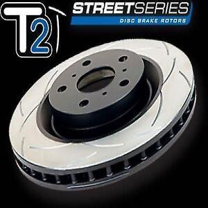 2x DBA DBA2524S Street T2 ( FIT Mini Cooper R56 05-> F PAIR