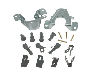 Disc Brake Hardware Kit-R-Line Front Raybestos H18069A