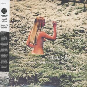 Stefano TOROSSI-Feelings (VINILE LP + CD - 1974-EU-REISSUE)