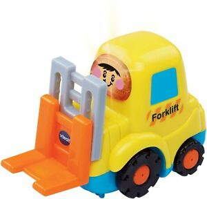 Vtech-TOOT-TOOT-DRIVERS-FORKLIFT-Educational-Preschool-Young-Child-Toy
