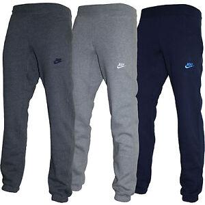 New-Men-039-s-Nike-Fleece-Tracksuit-Jogging-Bottoms