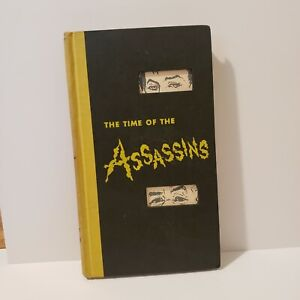 The-Time-of-the-Assassins-A-Study-of-Rimbaud-1956-Henry-Miller-Hardcover-VG