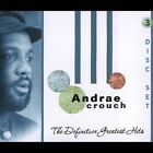 The Definitive Greatest Hits by Andra' Crouch (CD, Aug-2005, 3 Discs, Compendia Music Group)