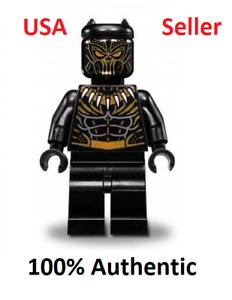 Lego-Erik-Killmonger-Golden-Jaguar-Minifigure-Marvel-Black-Panther-76099-NEW