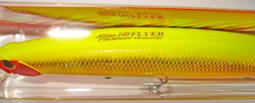 Duo Gezeiten Elritze Slim 140 Flyer Japan Salzwasser Fischköder Harte Köder,