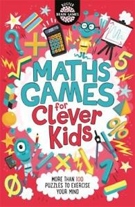 Maths-Games-for-Clever-Kids-Buster-Brain-Games-Moore-Gareth-New