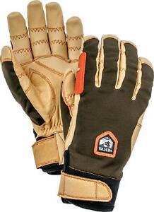 2020-Mens-Hestra-Ergo-Grip-Active-Gloves-Dark-Forest-Tan-Size-10-32950