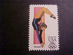 Scott # C- 101 Women's Gymnastics Unused OGNH