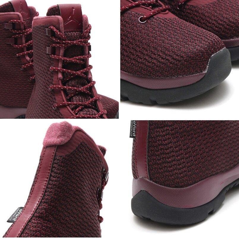 the best attitude 6a2f4 fe5fa ... Nike Air Jordan Future Boot 9.5 Maroon Burgundy Burgundy Burgundy Red  Black Boots SFB 854554- ...