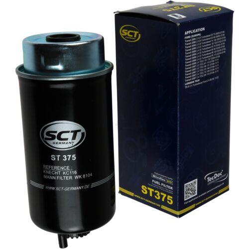 Original SCT carburant filtre ST 375 fuel Filtre