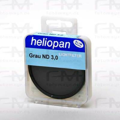 Heliopan Graufilter 2092 ND 2,0 Ø 82 x 0,75 mm 6,6 Blenden =100x ND2