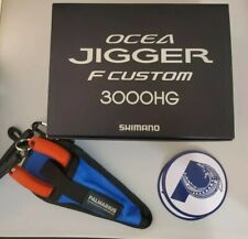 Shimano 19 OCEA JIGGER F CUSTOM 2000NRHG RIGHT Baitcasting Reel JAPAN NEW