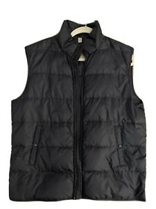 Burberry-Mens-Vest-Black-L