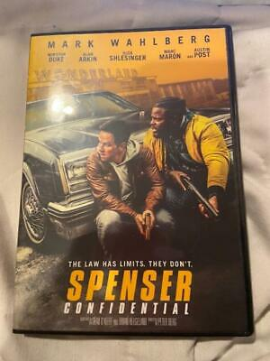 Spenser Confidential Dvd 2020 14431081095 Ebay