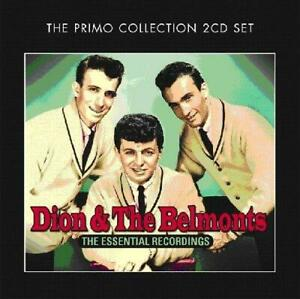 Dion-amp-And-The-Belmonts-The-Essential-Recordings-NEW-CD
