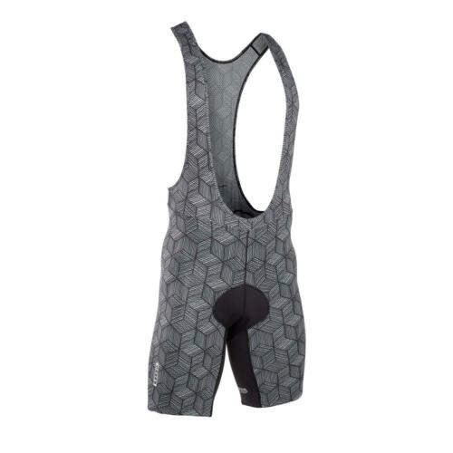 ION In-Bibshorts Paze AMP black leaves 34//L