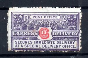 New-Zealand-1903-39-6d-Express-Delivery-mint-toning-on-gum-WS16773