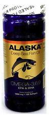 Deep sea  Fish Oil Omega-3,6,9, EPA/DHA Flaxseed Oil 100 softgels