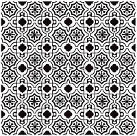 Sizzix Textured Impressions Embossing Folder - 658819 Moroccan Fresco by Vintaj