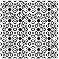 Sizzix Textured Impressions Embossing Folder - 658819 Moroccan Fresco by Vintaj Craft Supplies