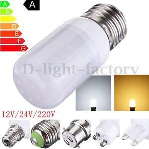 E12-E14-E27-B22-7W-27-LED-5730-SMD-Corn-Light-Lamp-Bulb-Warm-White-12V-220V