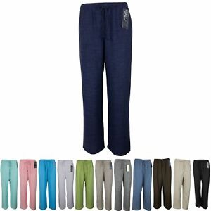 Saloos-Linen-Look-Trouser-Casual-or-Eveningwear-Elasticated-Waist
