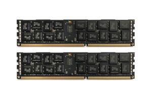16 Go 1333 MHz RAM (2x 8 Go ddr3 ECC Registered) Apple Mac Pro Memory mise à niveau Kit