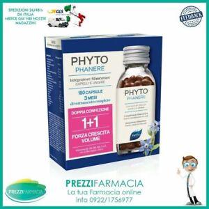 Offerta Phyto Phytophanere Bipack 1+1 - Integratore Capelli e Unghie 180 Capsule