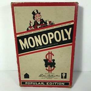 Monopoly-1954-Parker-Brothers-Made-in-USA