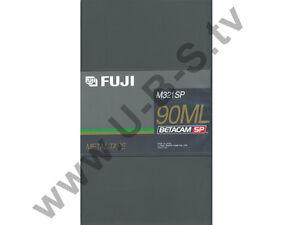 Betacam SP Kassette Fujifilm M321SP 90ML NEU