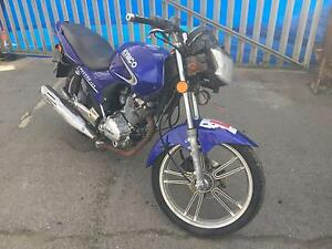 2010 KYMCO PULSAR LX 125 MOT SPARES OR REPAIRSSALVAGE - <span itemprop=availableAtOrFrom>Barking, United Kingdom</span> - 2010 KYMCO PULSAR LX 125 MOT SPARES OR REPAIRSSALVAGE - Barking, United Kingdom