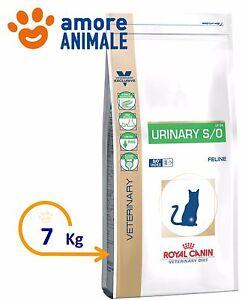 Royal Canin Gatto, v-diet URINARY - S/O 7 kg - Crocchette per Gatti