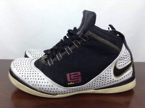 buy popular fce57 b36e3 Details about Used Nike Lebron james Soldier 2 men's size 10.5