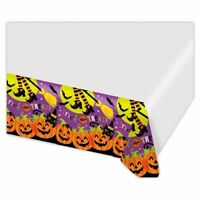Witch's Crew Plastic Table Cover, 54 X 102 Nip