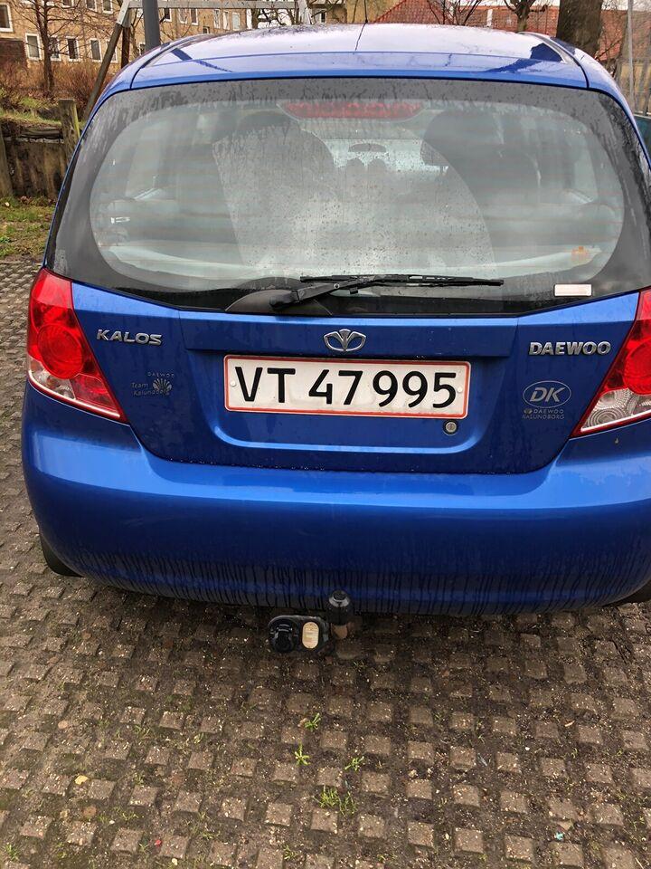 Daewoo Kalos, 1,2 SE, Benzin