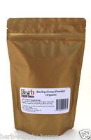 Barley Grass Organic Powder 8oz, 1/2lb, Super Greens, Vitamins, Amino Acids