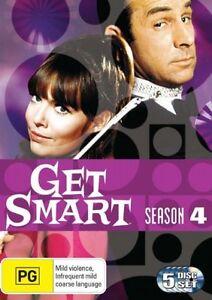 Get-Smart-Season-4-DVD-5-Discs-very-good-condition-t2