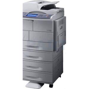 SAMSUNG-SCX-6545N-Fotocopiatore-Stampante-Fax-Scanner-A4-3-CASSETTI-45PPM