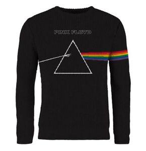 Ultrakult Of Abbigliamento Floyd The Moon' Side in rosa 'the Felpa Dark maglia xCn0PqHc4w