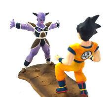 Dragon Ball Z DBZ Megahouse Capsule Neo Gashapon Captain Ginyu VS Goku Figure