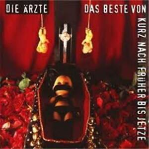 2 CD Die Ärzte - Das Beste Von Kurz Nach Früher Bis Jetze - Beschendorf, Deutschland - 2 CD Die Ärzte - Das Beste Von Kurz Nach Früher Bis Jetze - Beschendorf, Deutschland